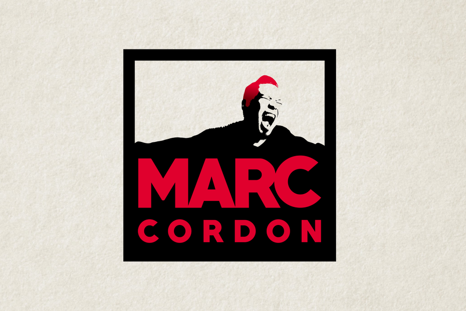 Marc Gordon logo