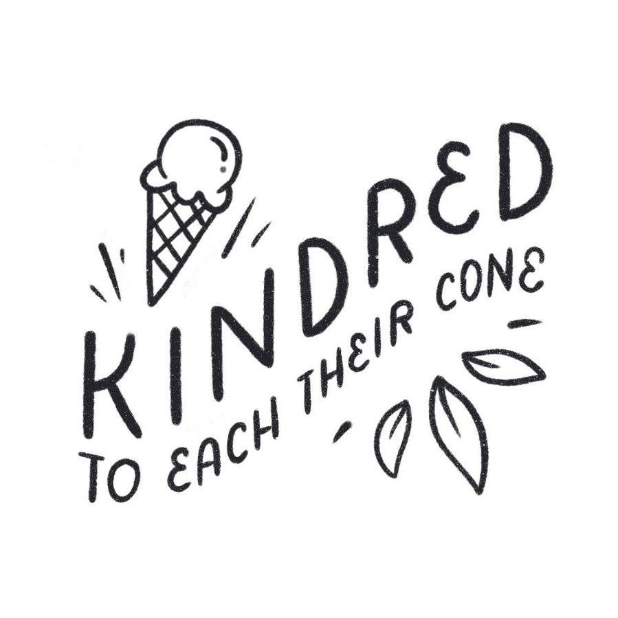 Kindred logo options