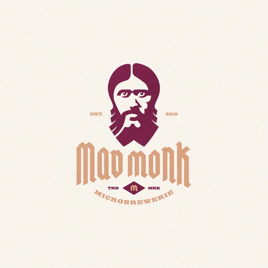 Mad Monk Brewing logo
