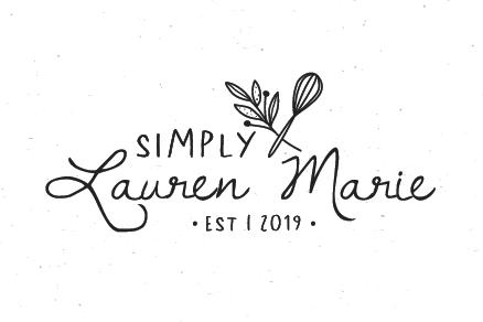 Simply Lauren Marie logo