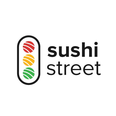 A sushi restaurant logo design