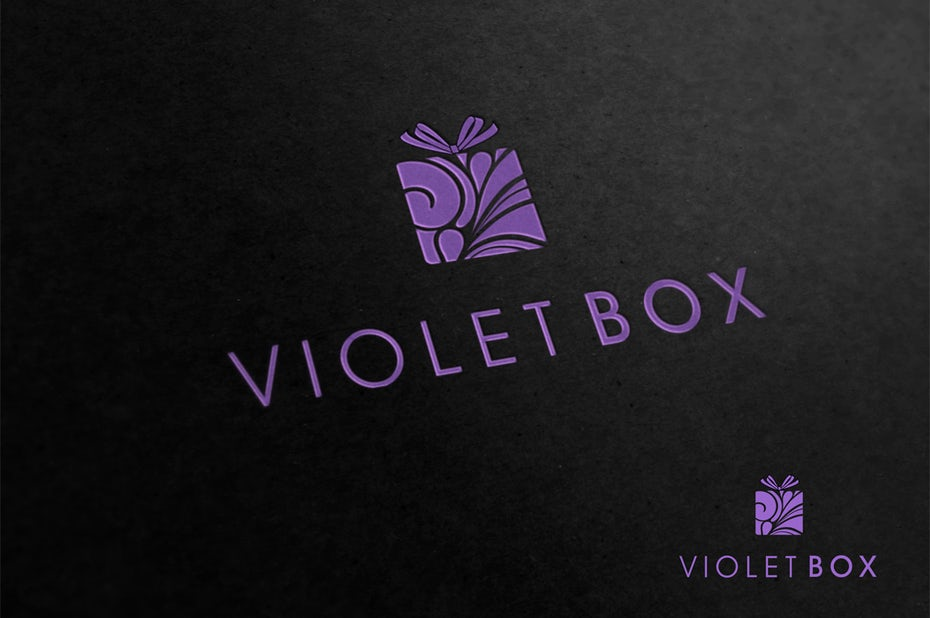 Violet Box logo