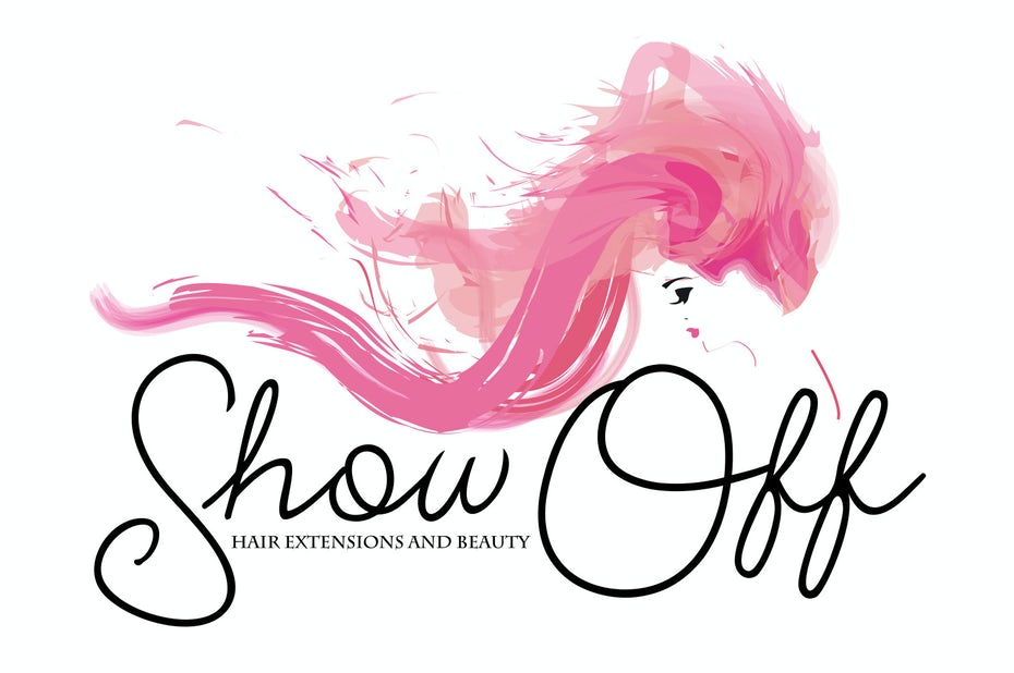 Show Off Hair Extensions and Beauty logo