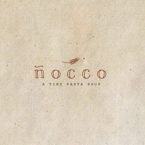 Nocco pasta shop logo