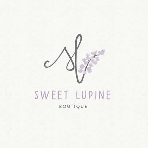 Sweet Lupine Boutique logo