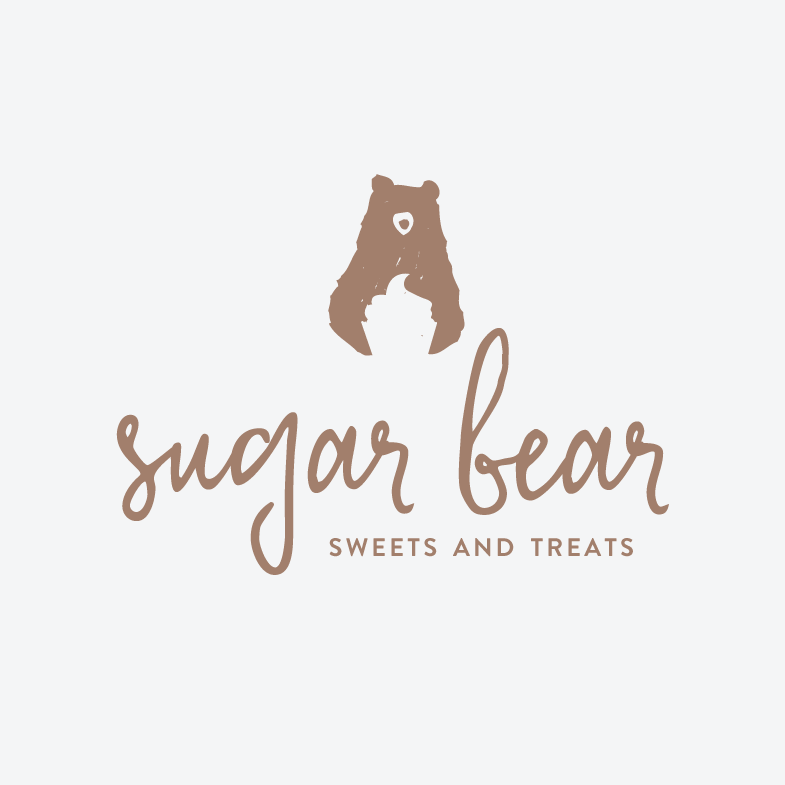Sugar Bear Sweets and Treats logo