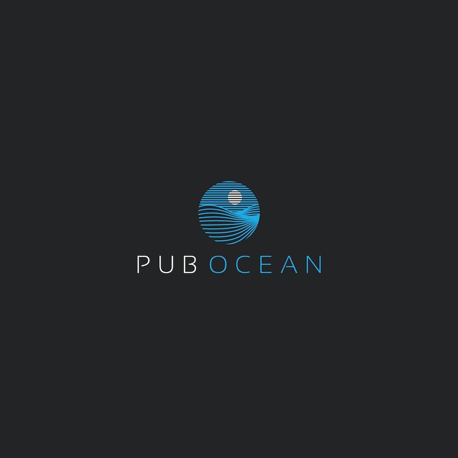 Pub Ocean logo