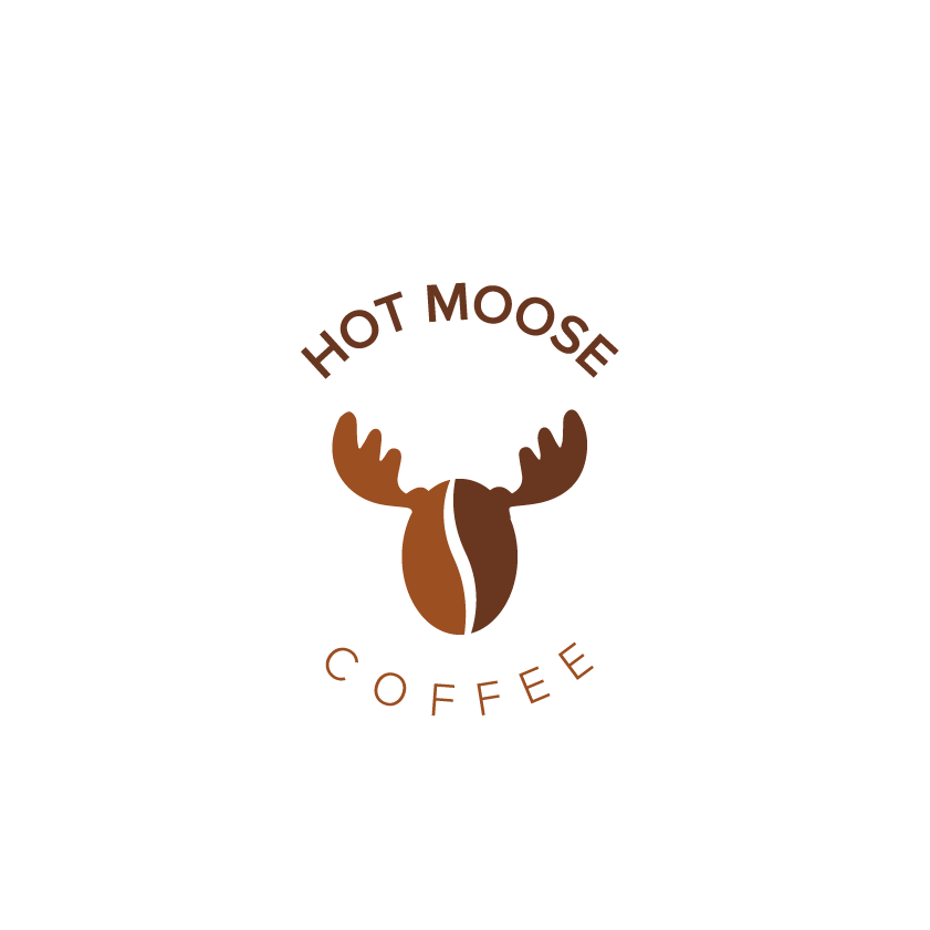 Hot Moose Coffee logo