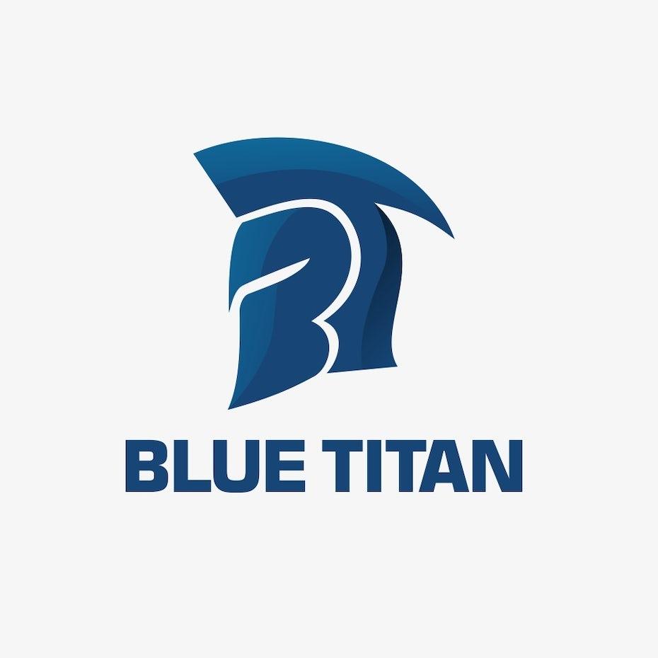 Blue Titan logo