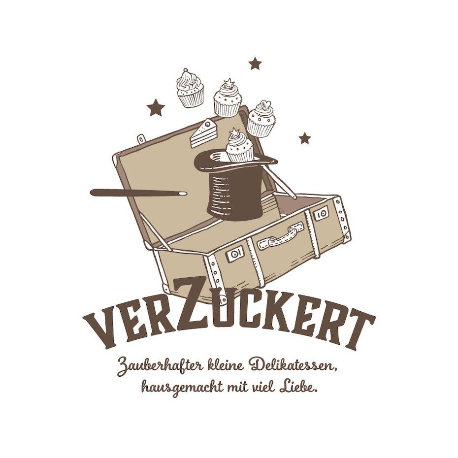 VerZuckert logo