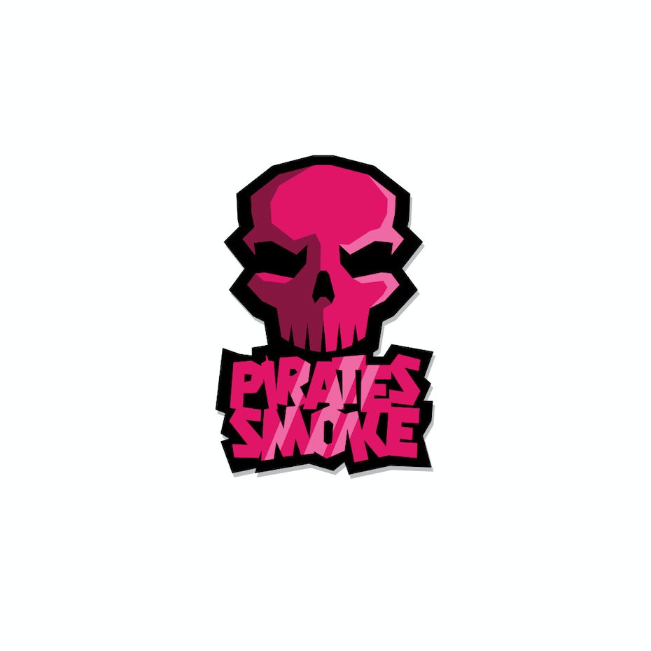 Pirates Smoke logo