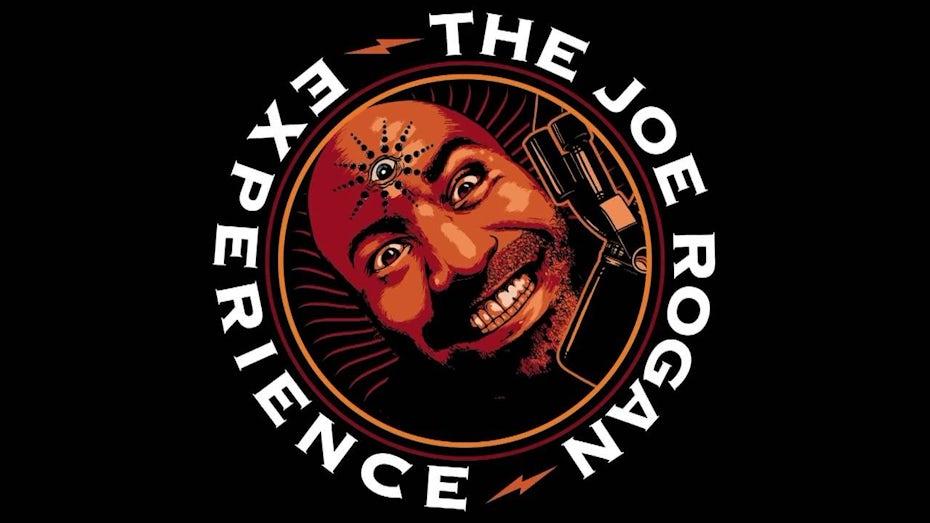 Joe Rogan expressionist logo