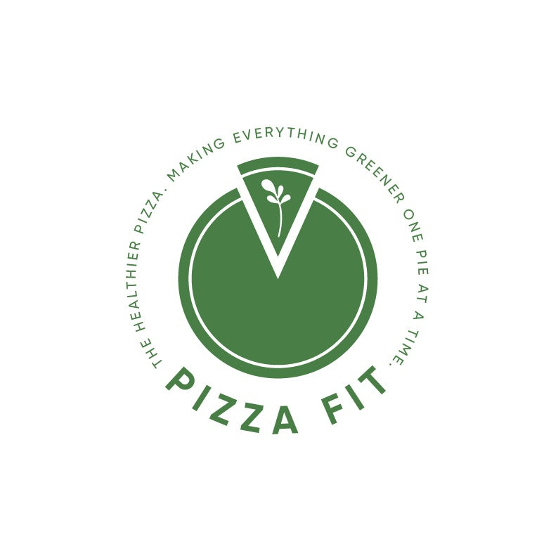 Pizza Fit logo design