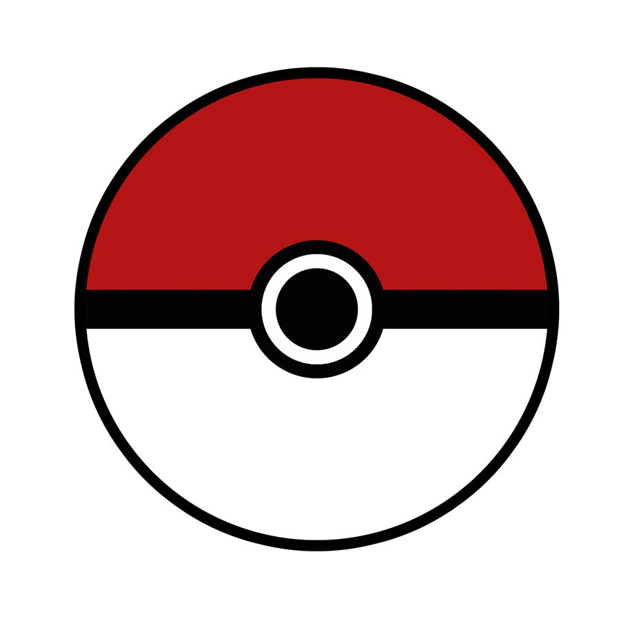 Pokemon anime logomark