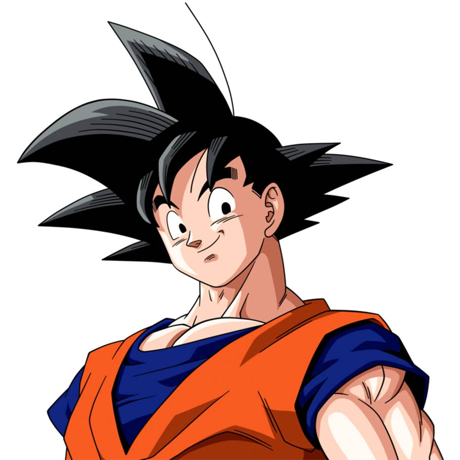 Dragon Ball anime mascot