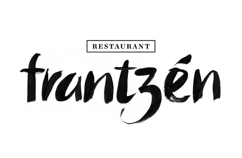 famous restaurant logo Frantzén