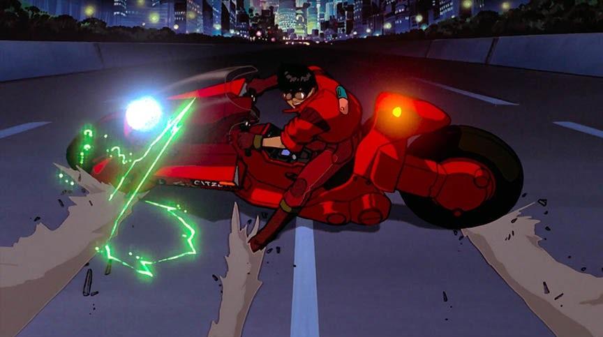 1988 anime Akira