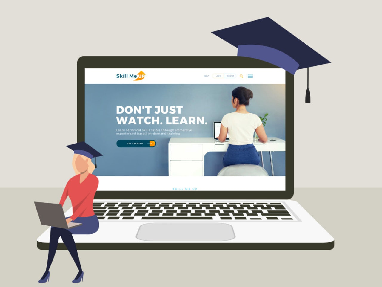 26 Best Education Website Design Ideas That Skip To The Head Of The Class 99designs