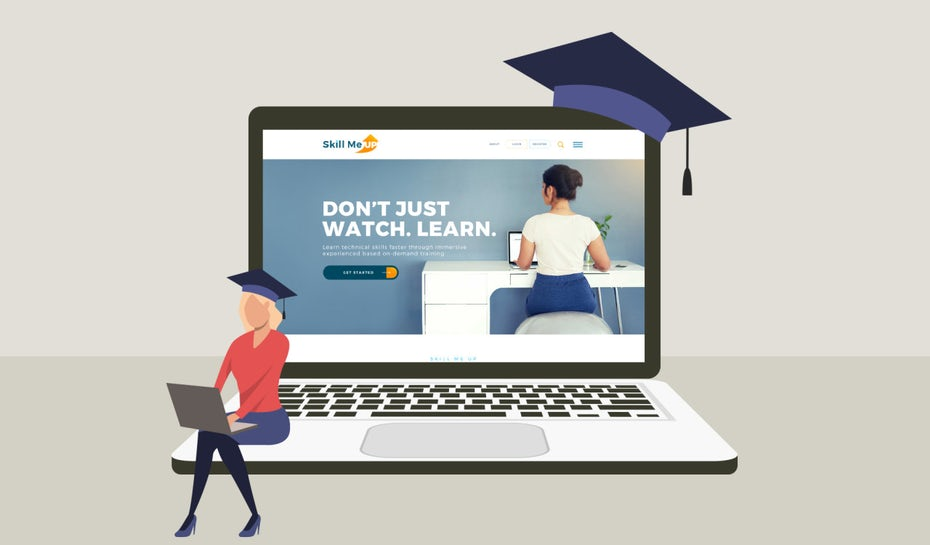 26 best education website design ideas that skip to the head of the class
