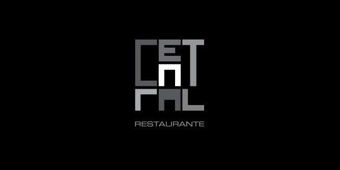 famous restaurant logo central