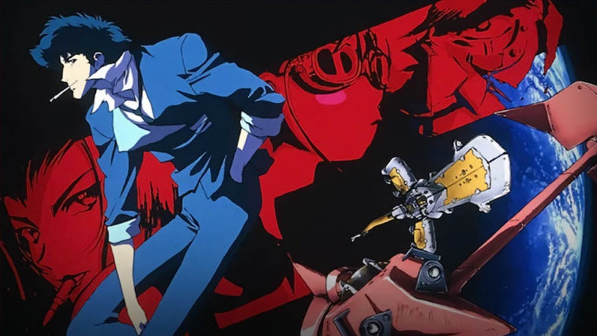 1988 anime Cowboy Bebop