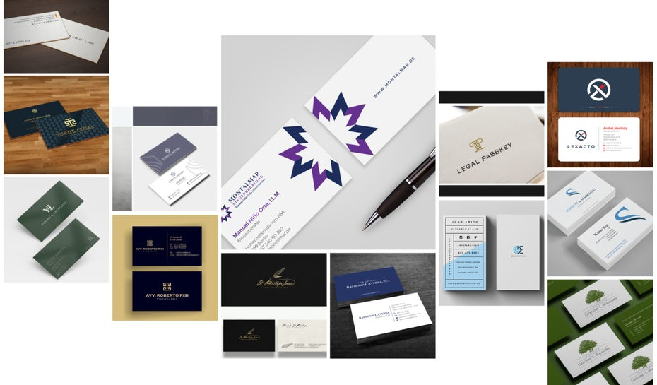 19 lawyer business cards that do design justice