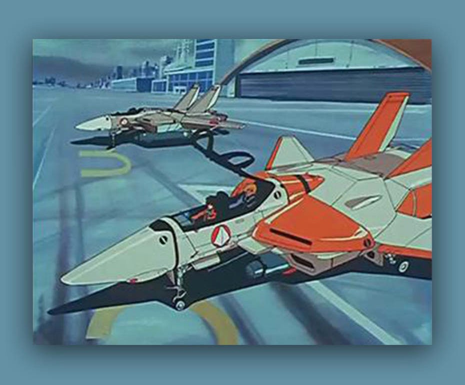 1982 anime Macross