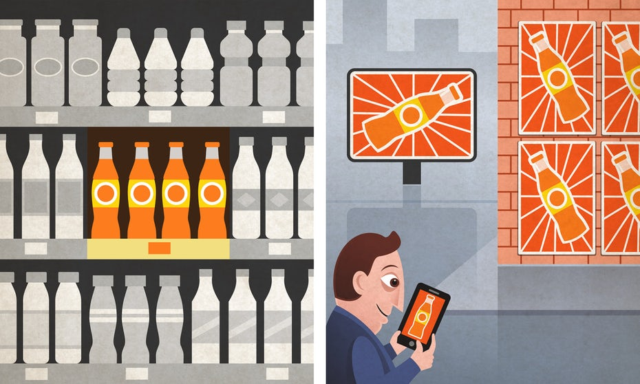 Tiếp thị so với thương hiệu: sự khác biệt là gì? Logo, trang web, bìa sách và nhiều hơn nữa