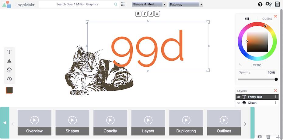 logomakr 99designs