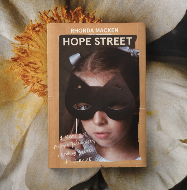 Hope Street book design