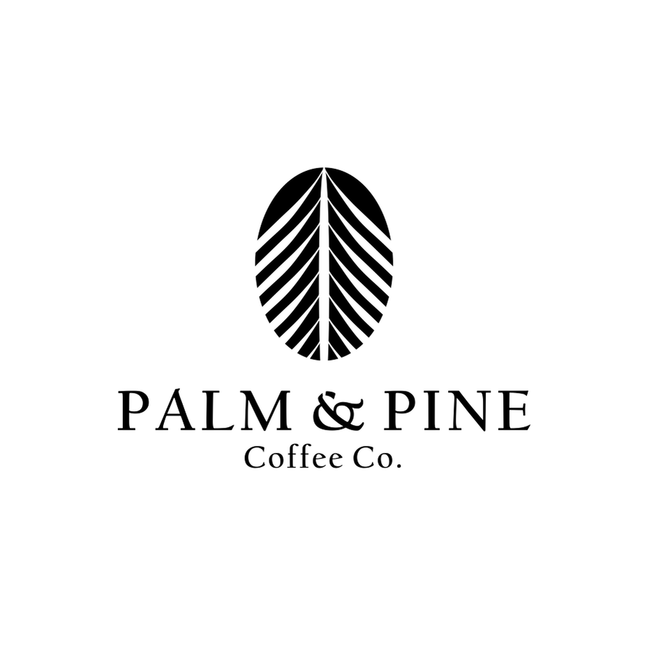 classic modern coffee bar logo