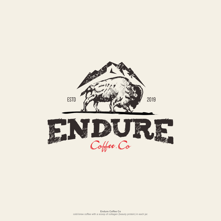 Endure Coffee Co logo