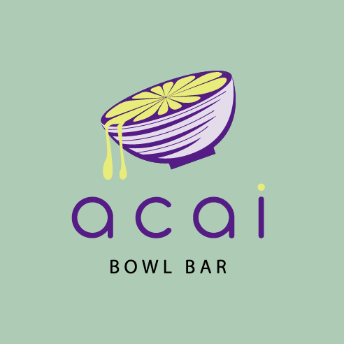 acai bowl bar logo