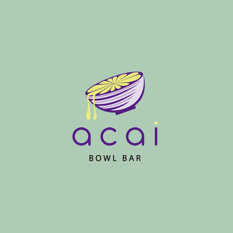 acai bowl bar logo