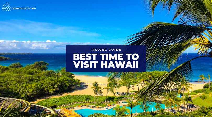Best Time to Visit Hawaii web picture