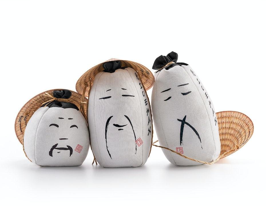 Xu hướng thiết kế bao bì 2020 ví dụ: Bao bì gạo Nhật Bản