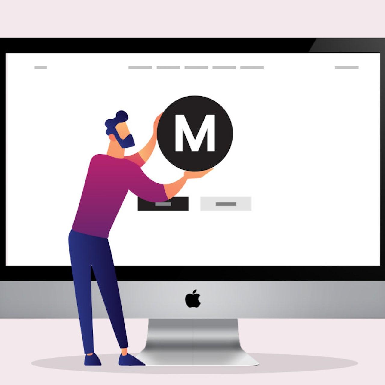 The 4 Essentials Of Minimalist Web Design 99designs,Online Classes Background Design