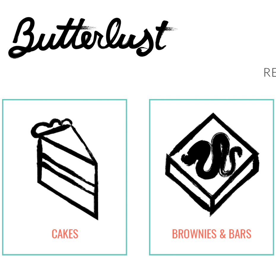 Example of 2020 web design trend hand-drawn icons and elements