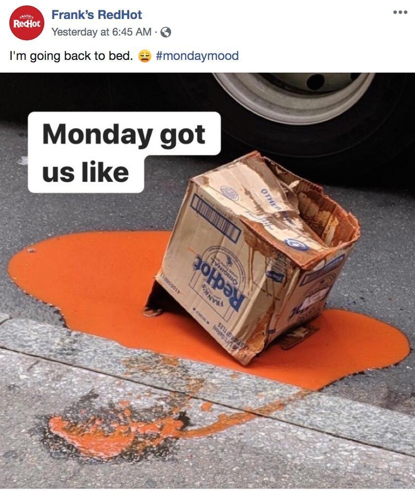 Franks RedHot meme