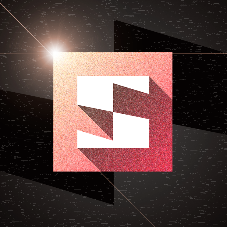 Logo design trends 2020 example: multi-layered logo