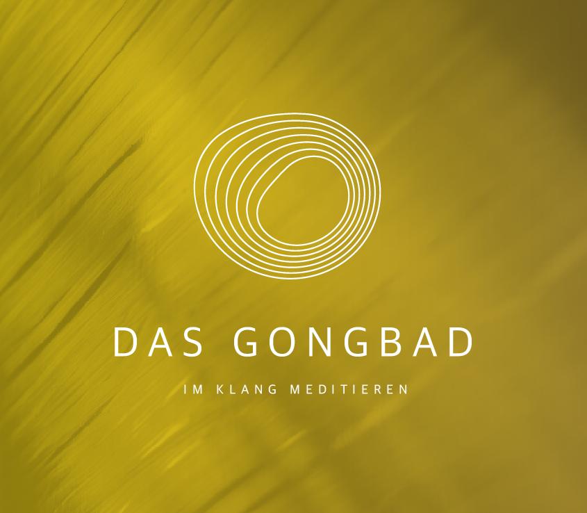 Ejemplo de tendencias de diseño gráfico 2020: diseño de logotipo circular con líneas finas