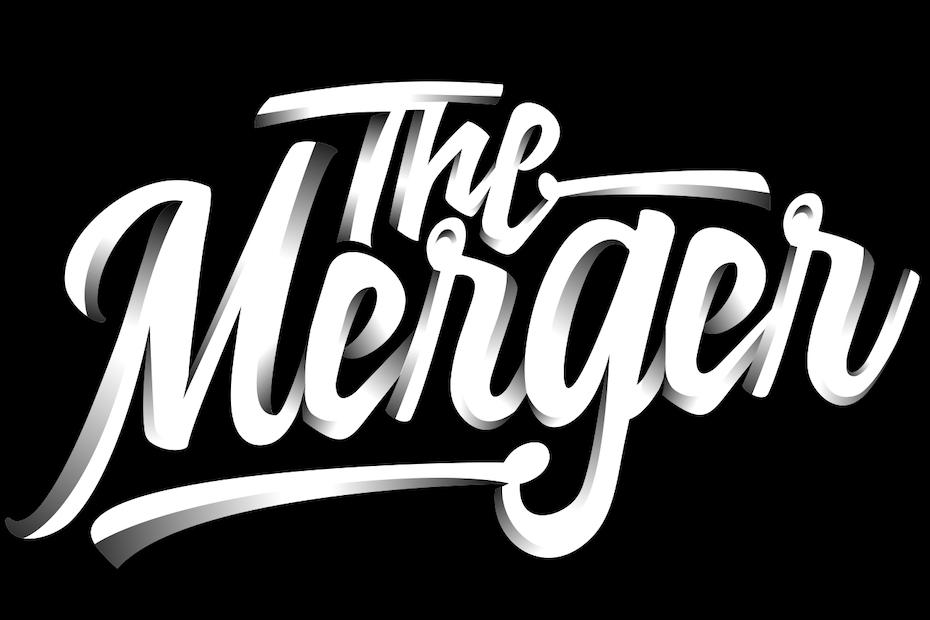Ejemplo de tendencias de diseño gráfico 2020: letras a mano con un aspecto cincelado