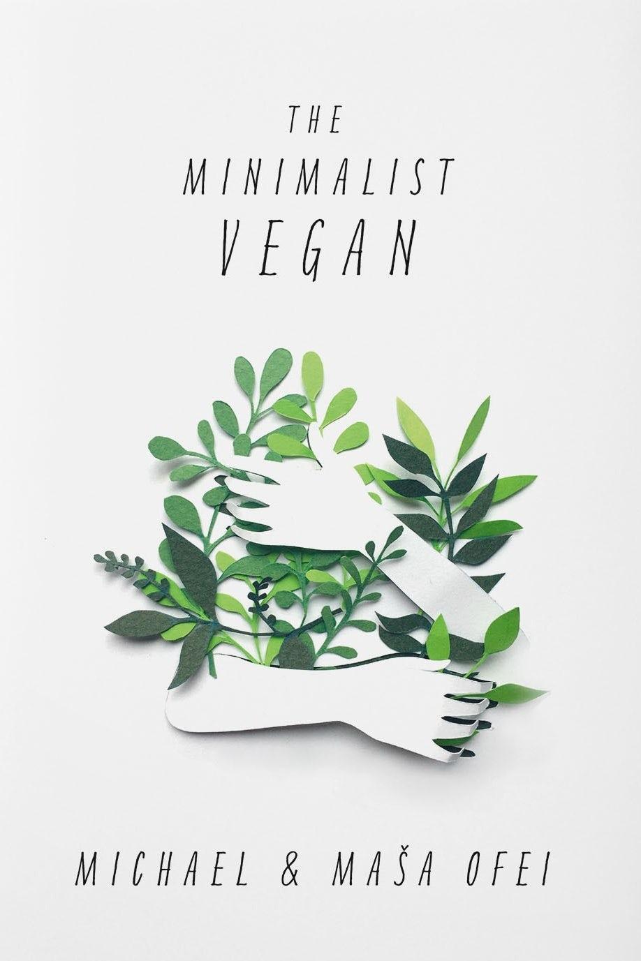 Ejemplo de tendencias de diseño gráfico 2020: diseño de portada de libro con un estilo de recorte de papel