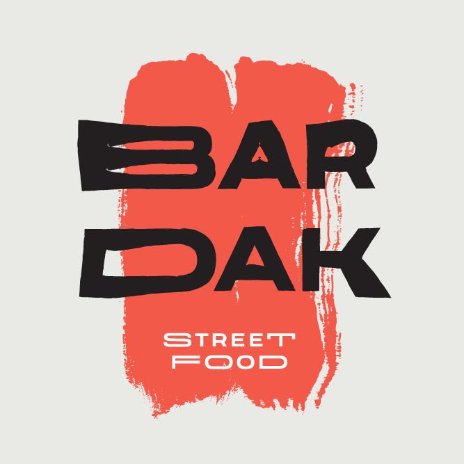Logo design trends 2020 example: unique daring logo typography