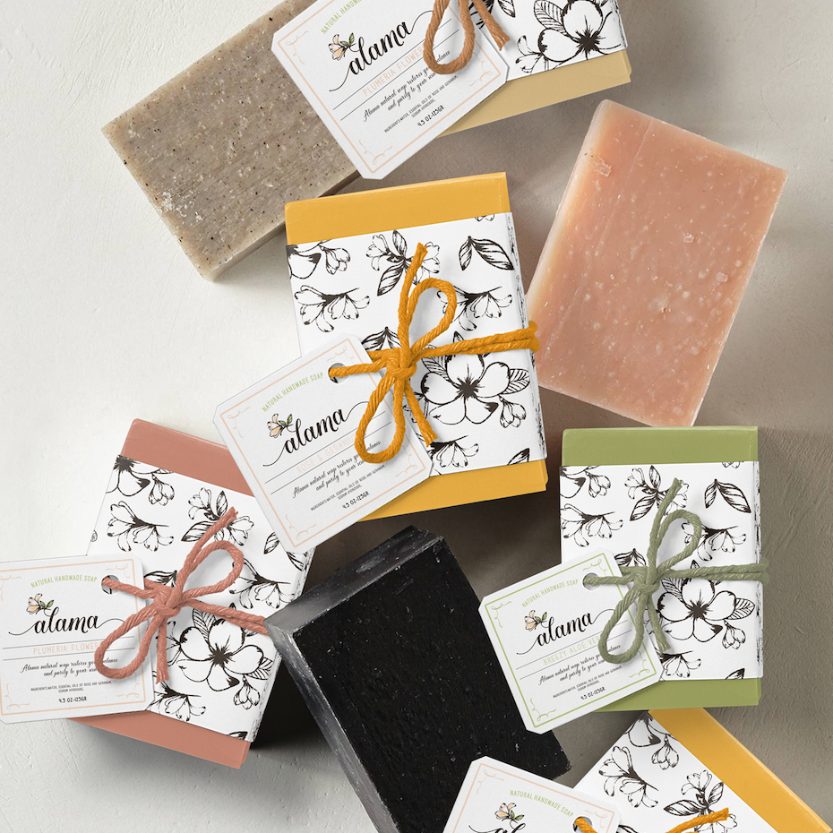 ecofriendly soap packaging