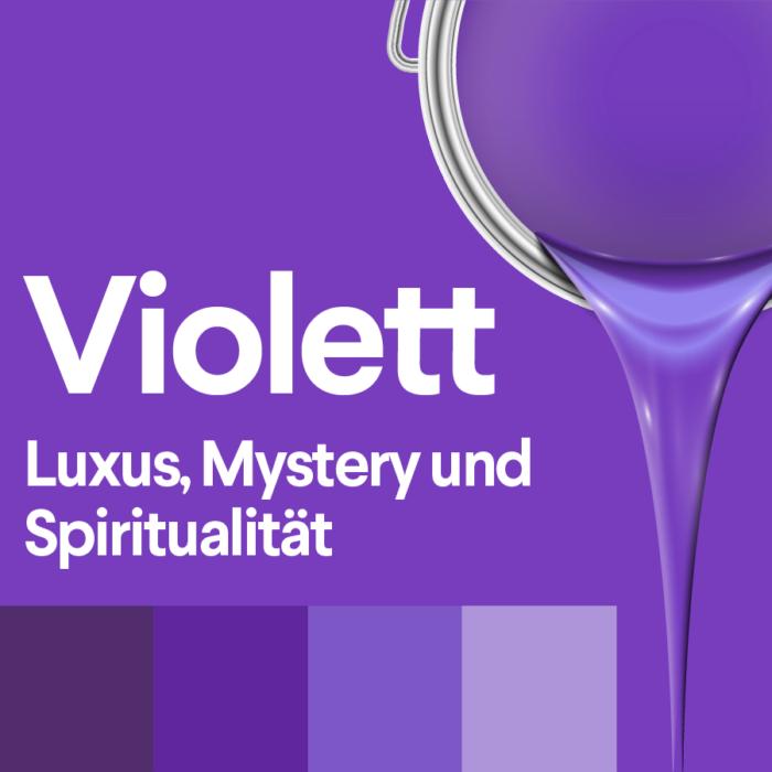 violett und seine bedeutung