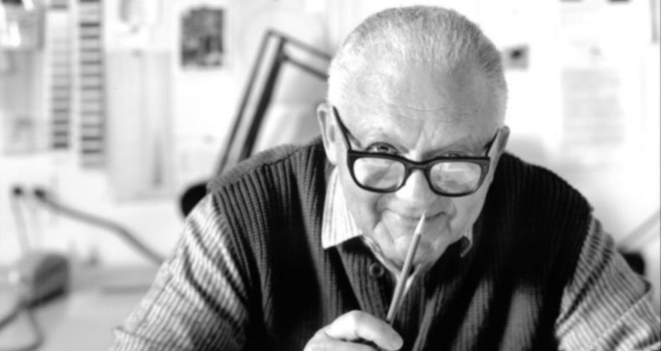 Photo of Paul Rand
