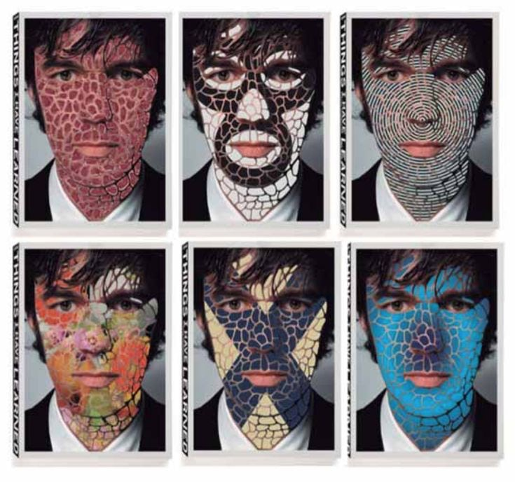 Photo of Stefan Sagmeister