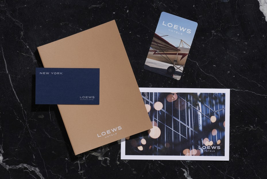 Loews Hotels rebranding