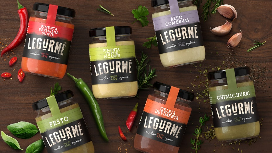 Legurme packaging
